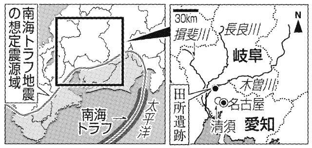 遺跡からの警告 地震考古学 南海トラフ編 (4) 白鳳地震 (3) 液状 ...