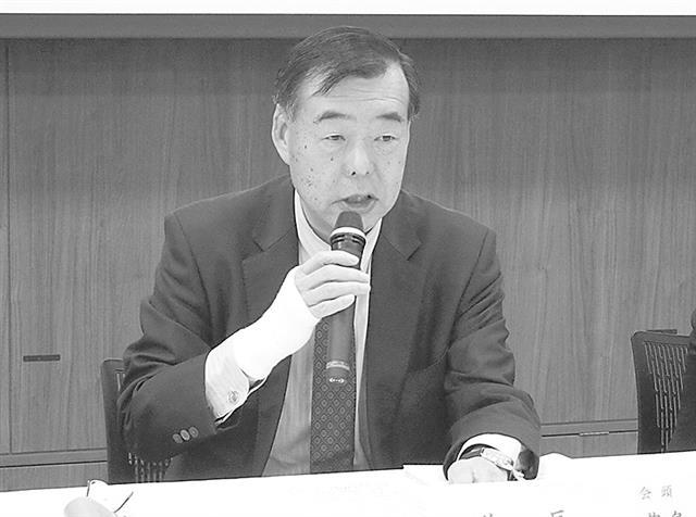 新副会頭に西岡氏(マルエム商会社長) 一宮会議所が臨時議員総会