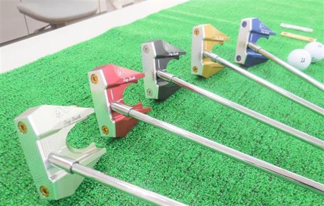 明日を拓く経営 東海で頑張る中小企業 試作品の伊藤木型製作所 ゴルフパターを独自開発 高精度で正確なパットへ 初の自社商品 切削加工技術生かす