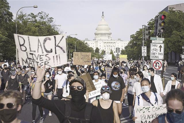 デモ 黒人 世界各地でデモ、人種差別や警察の暴力に抗議 写真11枚